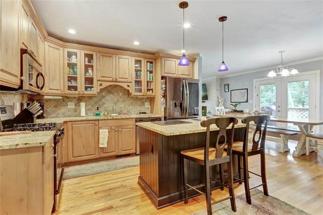 505 Inlet Drive, Seneca, SC 29672 (MLS #20230318) :: Les Walden Real Estate