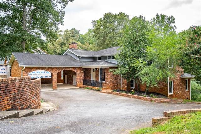 308 Timberlake Road, Anderson, SC 29625 (MLS #20230666) :: The Powell Group
