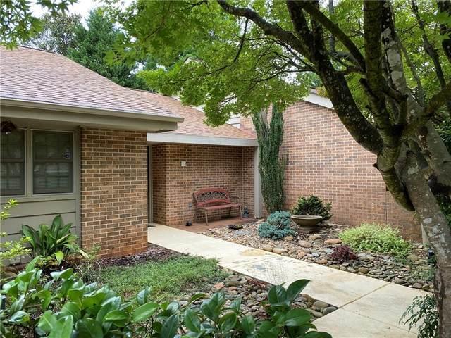 1021 Keystone Lane, Clemson, SC 29631 (MLS #20230828) :: The Powell Group