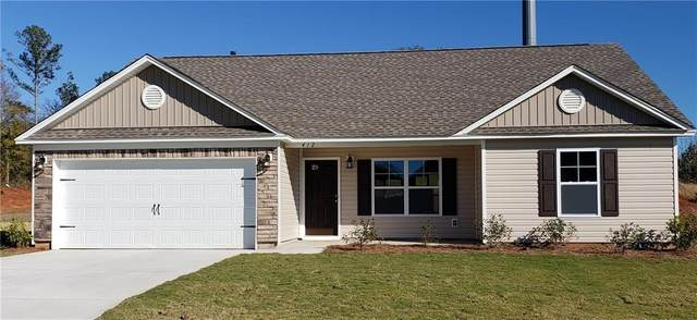 412 Letter Lane, Pendleton, SC 29670 (#20230845) :: Expert Real Estate Team