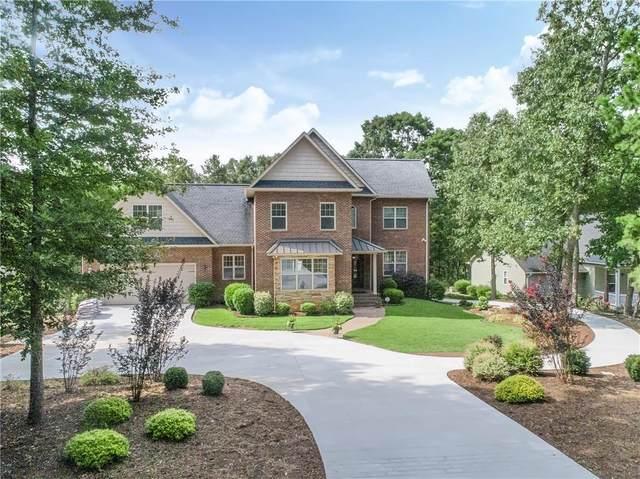 368 E Lakeshore Drive, Fair Play, SC 29643 (MLS #20230904) :: Les Walden Real Estate