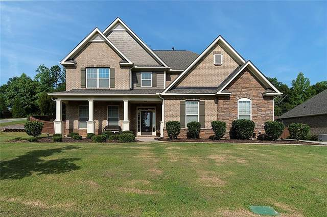 125 Tully Drive, Anderson, SC 29621 (MLS #20231042) :: Tri-County Properties at KW Lake Region