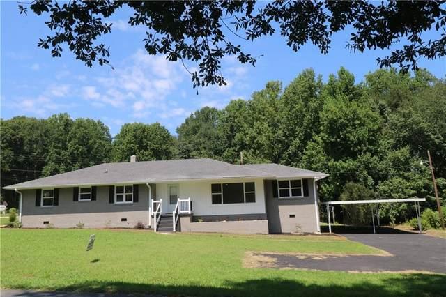 16 W Oak Drive, Honea Path, SC 29654 (MLS #20231142) :: The Powell Group