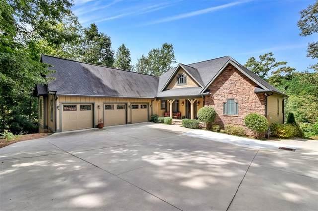 139 N Waterside Drive, Seneca, SC 29672 (MLS #20231279) :: Les Walden Real Estate