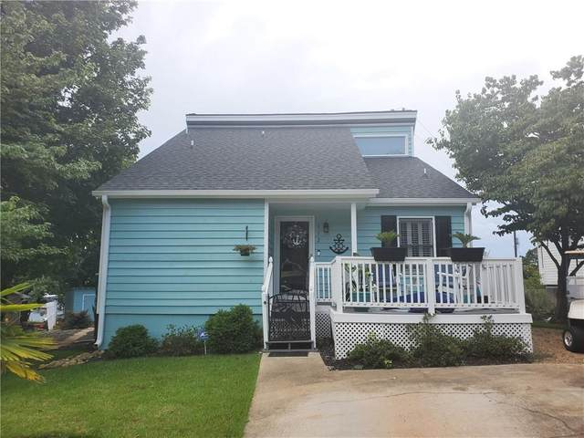 312 Harbor Drive, Anderson, SC 29625 (MLS #20231445) :: Tri-County Properties at KW Lake Region