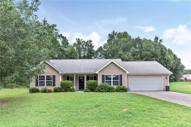 115 Olive Branch, Anderson, SC 29626 (MLS #20231500) :: The Powell Group