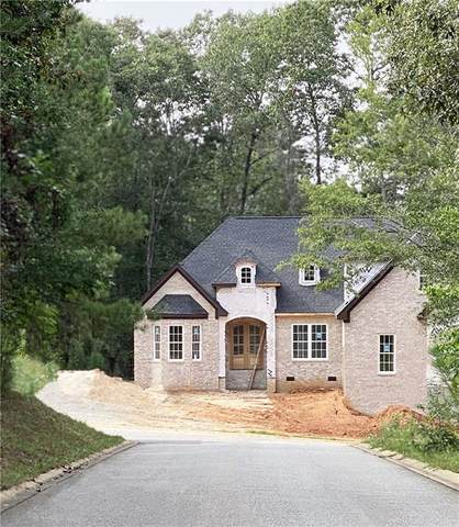 100 Dursely Drive, Anderson, SC 29621 (MLS #20231536) :: The Powell Group