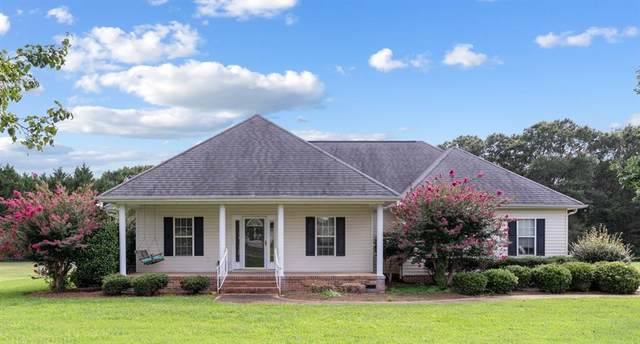 320 Smithfield Drive, Anderson, SC 29621 (MLS #20231648) :: The Powell Group