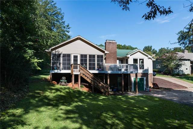 1604 Keowee Lakeshore Drive, Seneca, SC 29672 (MLS #20231956) :: The Powell Group