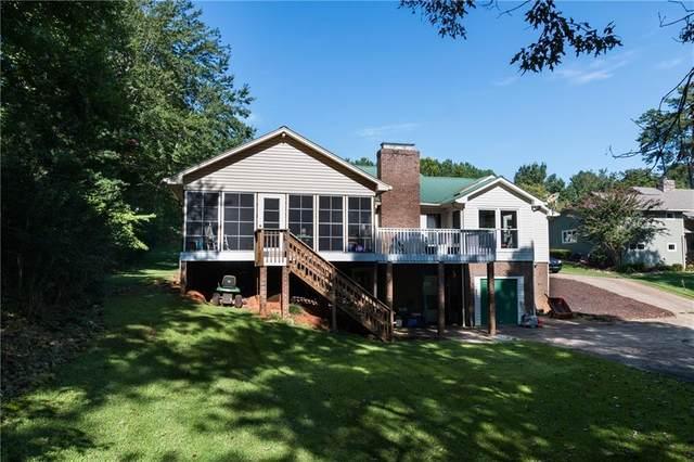 1604 Keowee Lakeshore Drive, Seneca, SC 29672 (MLS #20231956) :: Tri-County Properties at KW Lake Region
