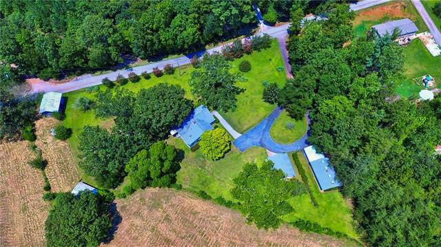311 Silver Creek Road, Central, SC 29630 (MLS #20232057) :: The Powell Group