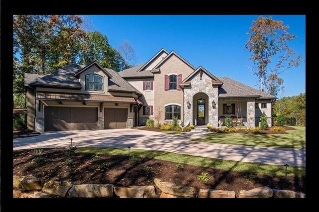 113 Tranquil Cove, Six Mile, SC 29682 (MLS #20232125) :: Les Walden Real Estate