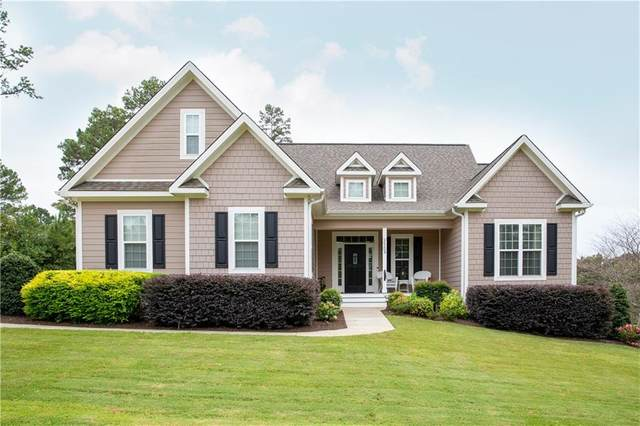2620 Dog Leg Lane, Seneca, SC 29678 (MLS #20232173) :: Tri-County Properties at KW Lake Region