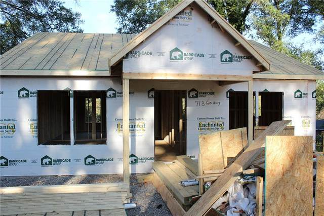 718 Geisberg Drive, Anderson, SC 29624 (MLS #20232707) :: Les Walden Real Estate