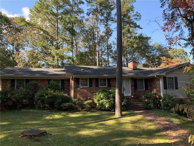 111 E Brookwood Drive, Clemson, SC 29631 (MLS #20233119) :: The Powell Group