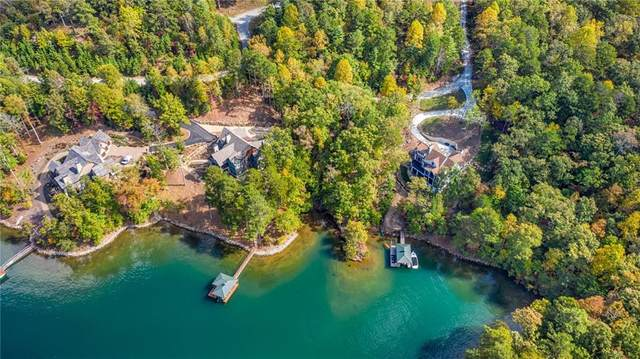 551 Leaning Pine Trail, Six Mile, SC 29682 (MLS #20233166) :: Tri-County Properties at KW Lake Region