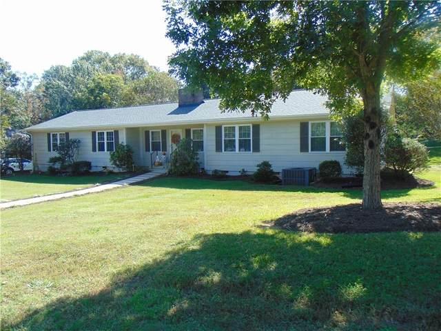 15 Duke Street, Pendleton, SC 29670 (MLS #20233188) :: Tri-County Properties at KW Lake Region