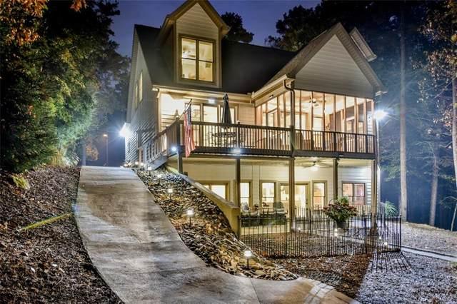 205 Harbor View Lane, Seneca, SC 29672 (MLS #20233665) :: Tri-County Properties at KW Lake Region