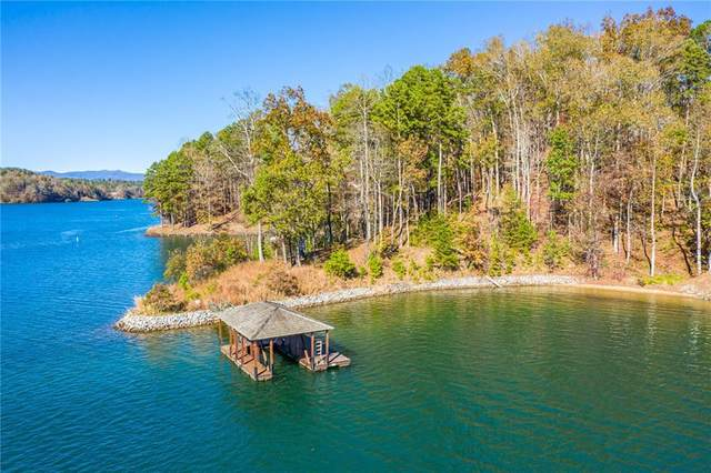 510 W Fort George Way, Sunset, SC 29685 (MLS #20233757) :: Tri-County Properties at KW Lake Region