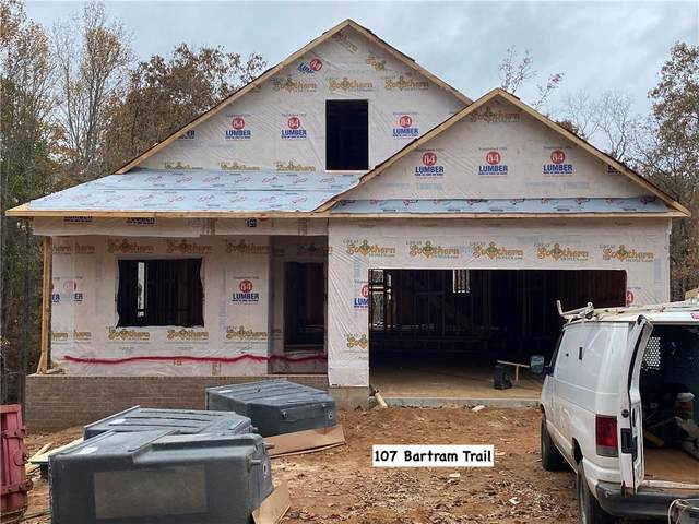 107 Bartram Trail, Central, SC 29630 (MLS #20233793) :: Tri-County Properties at KW Lake Region