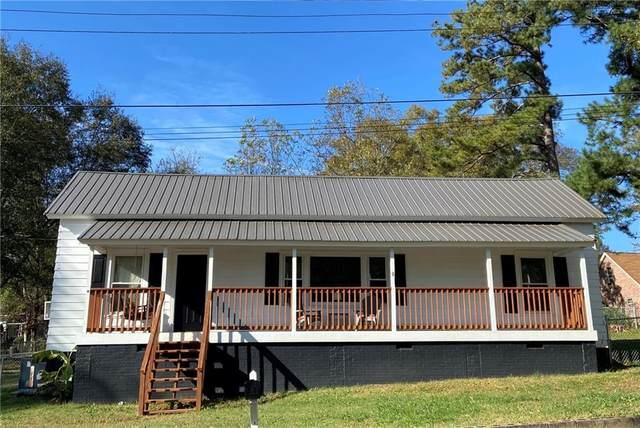 4 Tillman Street, Liberty, SC 29657 (MLS #20233991) :: Tri-County Properties at KW Lake Region