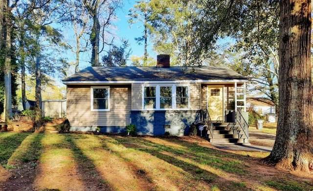 509 Montague Street, Anderson, SC 29624 (MLS #20234033) :: Tri-County Properties at KW Lake Region