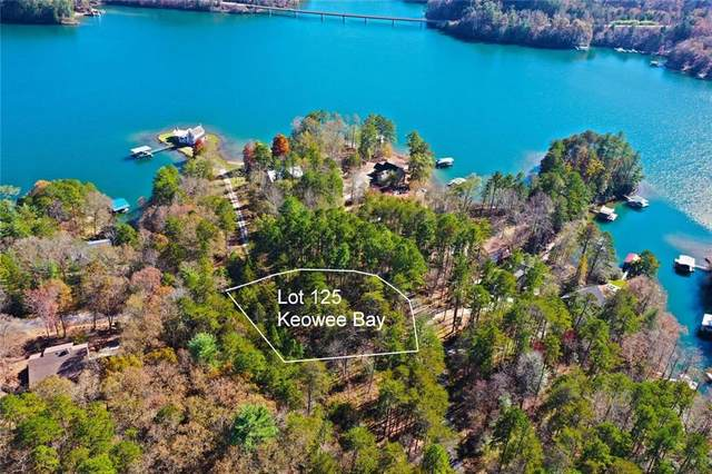 Lot 125 Keowee Bay, Salem, SC 29676 (#20234094) :: Expert Real Estate Team