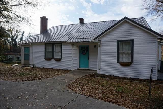 305 Morse Street, Pendleton, SC 29670 (MLS #20234218) :: Les Walden Real Estate