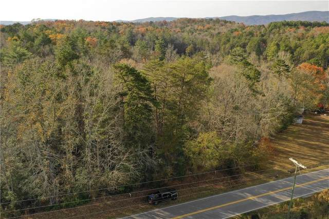 516 Connersoss Road, Townville, SC 29689 (MLS #20234257) :: Tri-County Properties at KW Lake Region