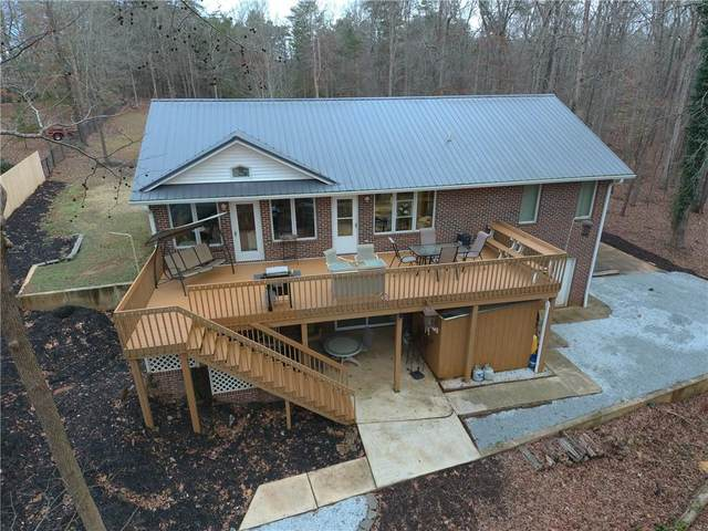 1013 Pintail Rd Pintail Road, Anderson, SC 29626 (MLS #20234307) :: Les Walden Real Estate