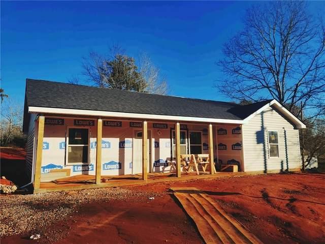 303 E Beattie Street, Liberty, SC 29657 (MLS #20234666) :: Les Walden Real Estate
