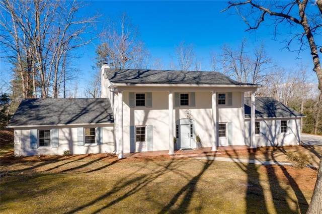 316 Bella Vista Drive, Easley, SC 29640 (MLS #20235038) :: Tri-County Properties at KW Lake Region