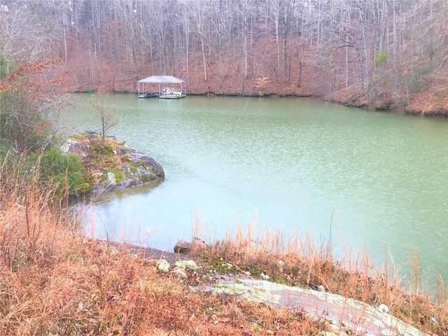 Lot 20 Harbor Point -Aqua View Drive, Seneca, SC 29672 (MLS #20235293) :: Lake Life Realty