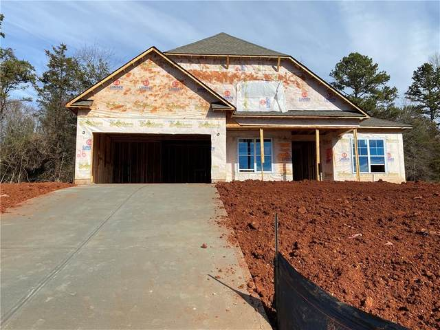 706 Bogey Boulevard, Seneca, SC 29678 (#20235432) :: Expert Real Estate Team