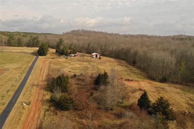 963 Winding Creek Road, Liberty, SC 29657 (MLS #20235464) :: Les Walden Real Estate