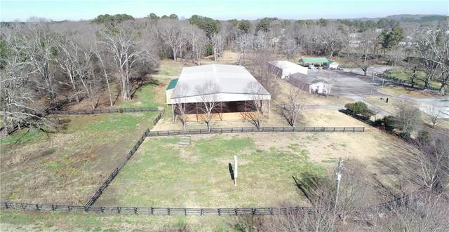 1826 Welcome Road, Williamston, SC 29697 (#20235471) :: J. Michael Manley Team