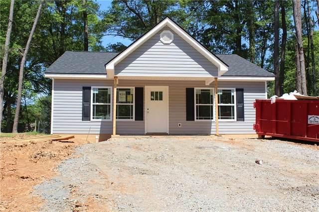 424 Starkes Street, Anderson, SC 29625 (MLS #20235547) :: Tri-County Properties at KW Lake Region