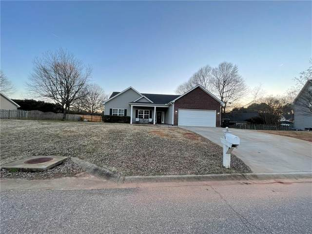 114 Amberwood Drive, Anderson, SC 29621 (#20235555) :: Expert Real Estate Team