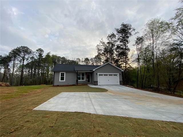 1614 Hwy 183, Walhalla, SC 29691 (MLS #20236126) :: The Powell Group