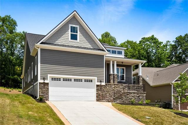 610 W Winding Slope Drive, Piedmont, SC 29673 (#20236145) :: Realty ONE Group Freedom