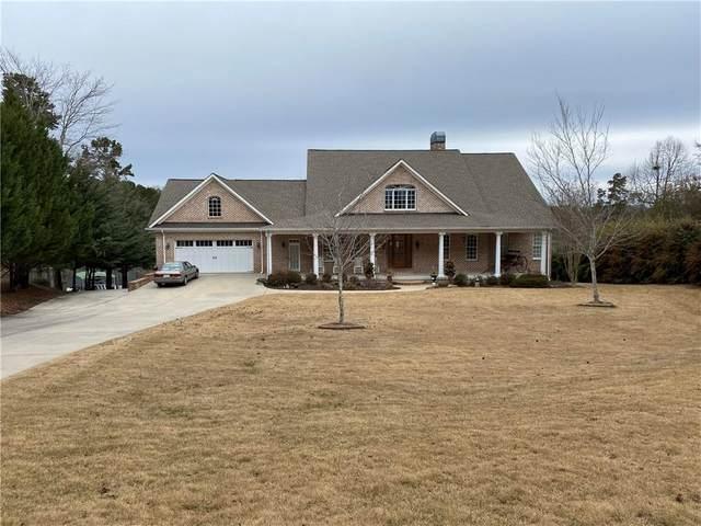127 Pineridge Pointe Drive, Seneca, SC 29672 (MLS #20236169) :: Les Walden Real Estate