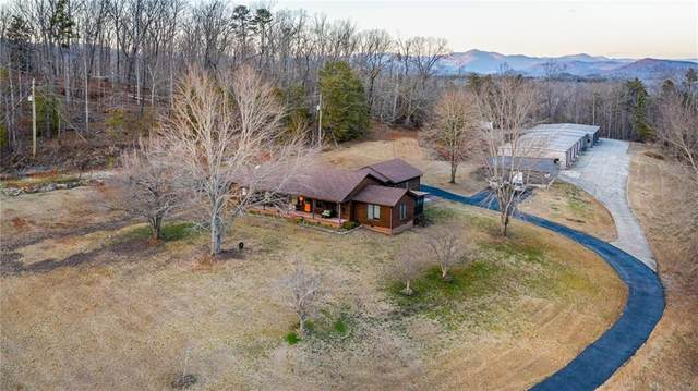 1432 Shady Grove Road, Pickens, SC 29671 (MLS #20236336) :: Les Walden Real Estate