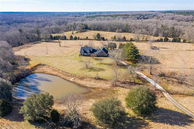 632 Rice Cemetery Road, Anderson, SC 29621 (MLS #20236383) :: Les Walden Real Estate