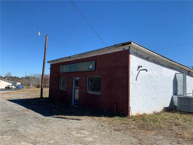 1905 Walhalla Highway, Pickens, SC 29671 (MLS #20236432) :: Tri-County Properties at KW Lake Region