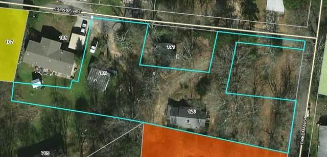 126 Goldman Street, Clemson, SC 29631 (MLS #20236592) :: Les Walden Real Estate