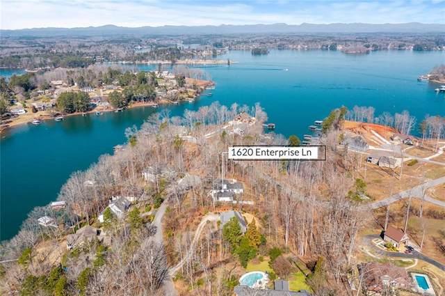 1620 Enterprise Lane, Seneca, SC 29672 (MLS #20236723) :: Lake Life Realty