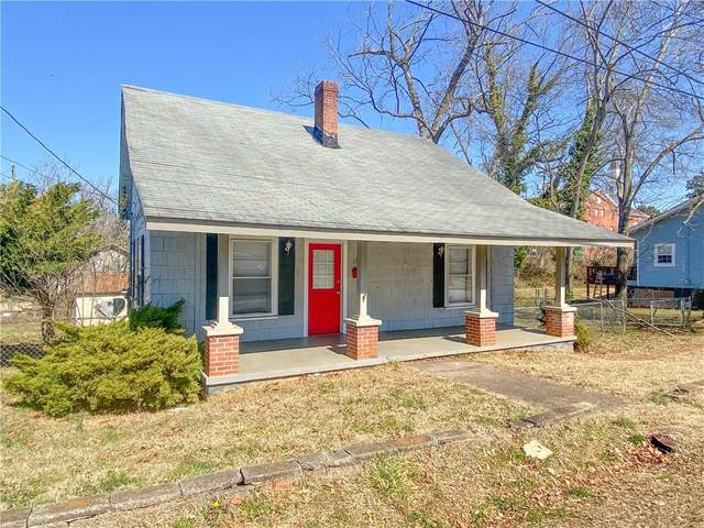 13 Powell Street, Seneca, SC 29678 (MLS #20236731) :: Les Walden Real Estate