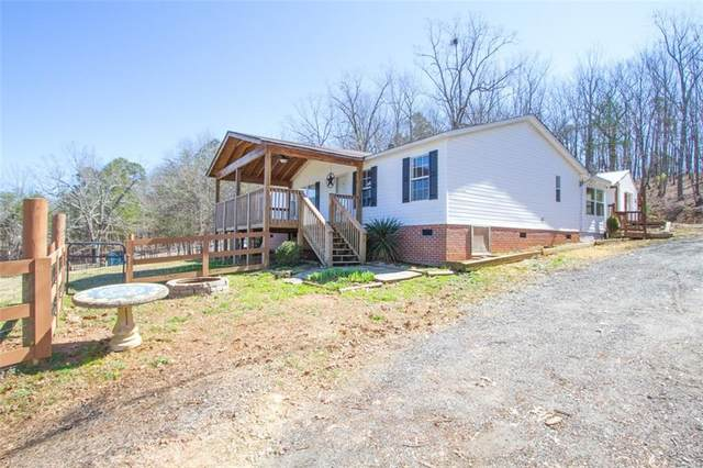 251 Woodforest Lane, Anderson, SC 29626 (MLS #20237070) :: The Powell Group