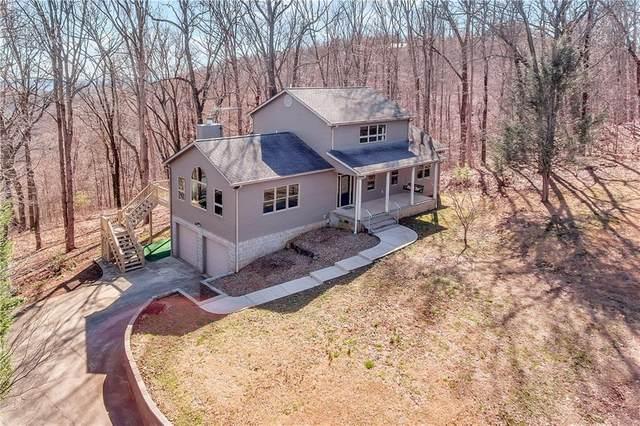 475 Old Chapman Trail, Pickens, SC 29671 (MLS #20237143) :: Les Walden Real Estate