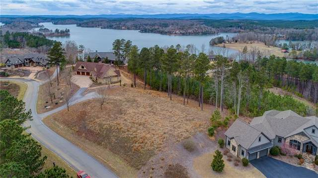 146 Hickory Springs Way, Six Mile, SC 29682 (MLS #20237241) :: Lake Life Realty